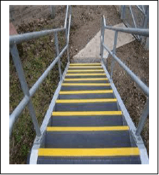 Anti Slip Paints Have Their Uses But Not On Stairs And Ramps