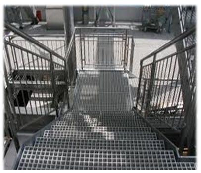 Ramp Effect on Stairs